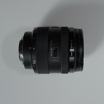 Rent Sony 16-50mm f/28 A-mount - Great All Around Lens
