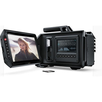 Rent Blackmagic URSA 4K EF v2