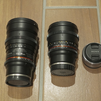 Rent Sony FS7 Kit