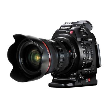 Rent C100 mark11 Camera & Gimbal set up