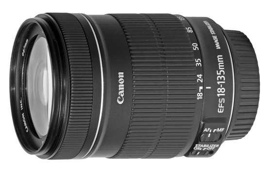 Canon ef s 18 135mm is