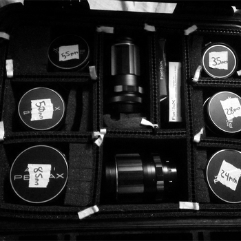Rent Super Takumar Lens Kit