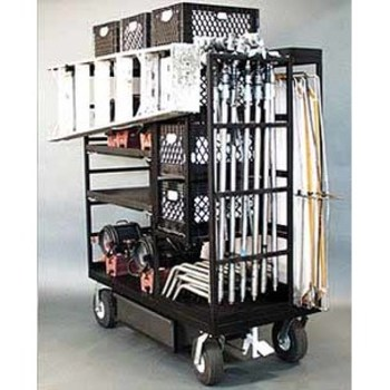 Rent Combo Grip/4x4 cart