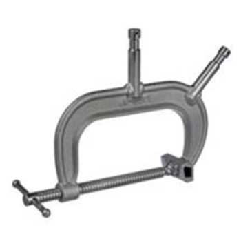 "Rent C-Clamp 6"" w/baby pin"