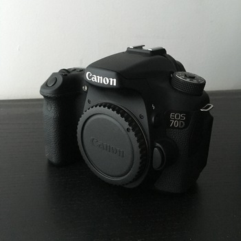 Rent Canon 70D (Body)
