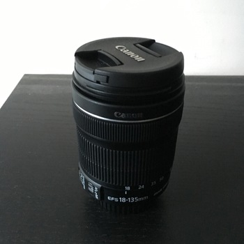 Rent Canon 18-135mm Kit Lens