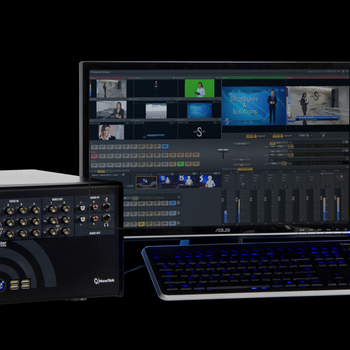 Rent Mobile Studio (For Live Streaming)