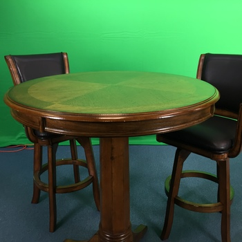 Rent Television Studio (Set & Furniture Only)