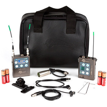 Rent Lectrosonics LR/LT Wireless Kit with Mic (A Band)