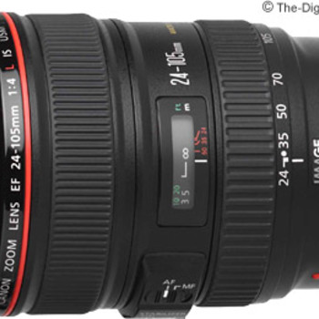 Rent Set of 7 Canon EOS Lenses