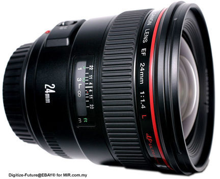 Canonef24mmf14l a2