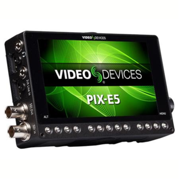 "Rent Video Devices PIX-E5 5"" 4K Recording Video Monitor"