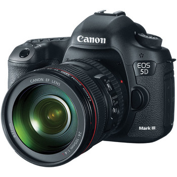 Rent 5D Mark III w/ 24-70mm USM