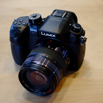 Rent Panasonic GH4 with 12-35mm 2.8 lens