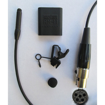 Rent COS-11D Lavalier Microphone (Black)