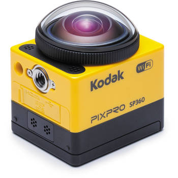 Rent Kodak PIXPRO SP360- (2) 4K Action Cameras