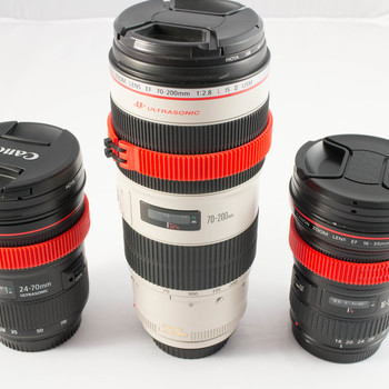 Rent Canon L Series f/2.8 3x Zoom Lens Kit; 16-35, 24-70, 70-200