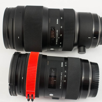 Rent Sigma f/1.8 Zoom Lens Kit for Canon