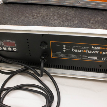 Rent HazeBase Base Hazer Pro - 1200 Watt Quite DMX Water Based Hazer Machine