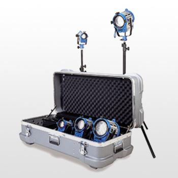 Rent Arri Fresnel Five-Light Kit
