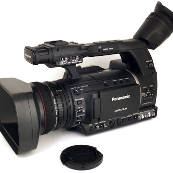 Rent Panasonic AG-AC160