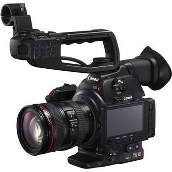 Rent Canon EOS C100 w/ 3 Lenses!