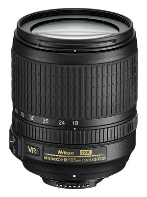 Nikon18 105mmvr