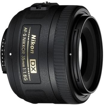 Rent Nikon AF-S NIKKOR 35mm 1:1.8 G DX