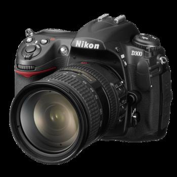 Rent Nikon D300 w/MB-D10 power pack