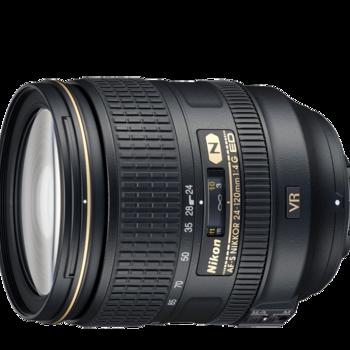 Rent Nikon AF-S 24-120mm f/4G ED VR