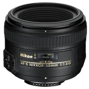 Rent Nikon AF 50mm f/1.4D