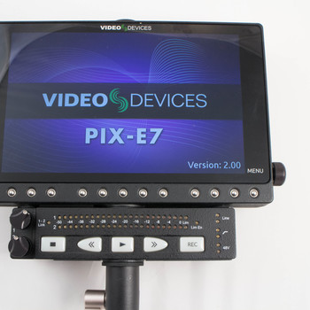 Rent Video Devices Pix-E7 and Pix-LR Pre-Amp Pro Res Recorder