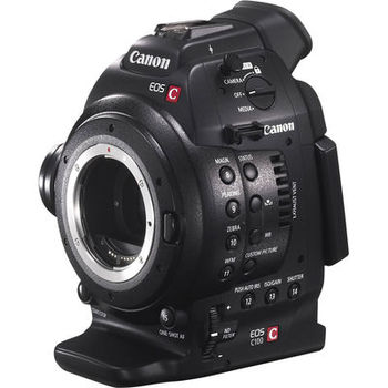 Rent Canon C100 Documentary Package
