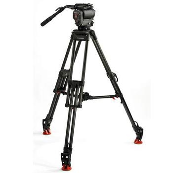 Rent  OConnor Ultimate 1030Ds Fluid Head and 30L Heavy Duty Carbon Fiber Legs Plus Hi-Hat 100mm