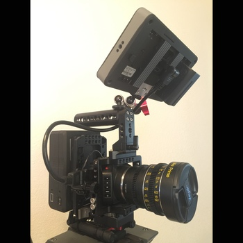 Rent Blackmagic Micro Cinema Camera Kit