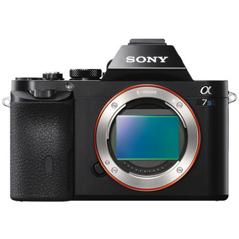 Rent Sony Alpha a7S Mirrorless Digital Camera