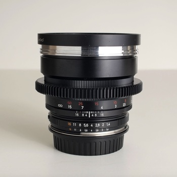 Rent Zeiss Classic ZF.2 85MM F/1.4 Planar