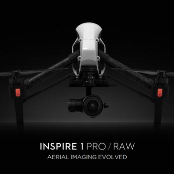 Rent Dji Inspire 1 pro - X5 Camera + 3 Lenses