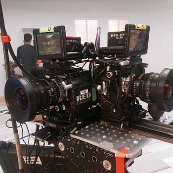 Rent VR Rig for Alexa mini