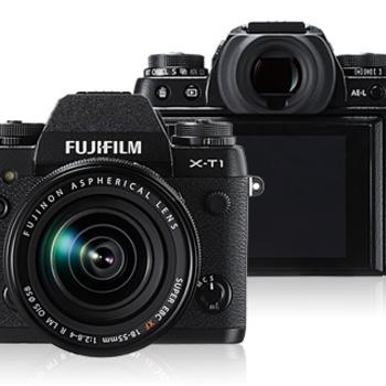 Rent Fuji X-T1 Mirrorless Digital Camera FULL kit  16mm, 18-55mm, 35mm, 56mm + more