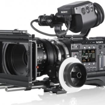 Rent Sony PMW-F55 Cinema Camera