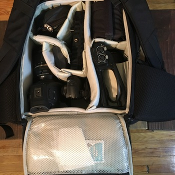 Rent C100 event/doc kit with backpack