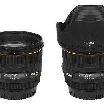Rent Sigma 50mm f/1.4 for Canon EF