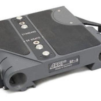 """Rent Arri BP-8 19mm Sliding Baseplate & 12"""" Dovetail & 19mm Rods"""