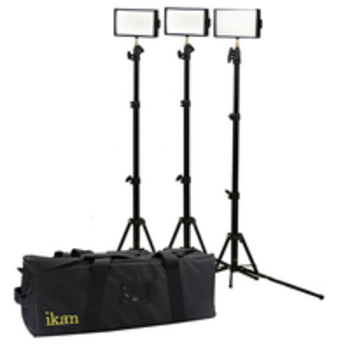 Rent Ikan Set of 3 LED Lights