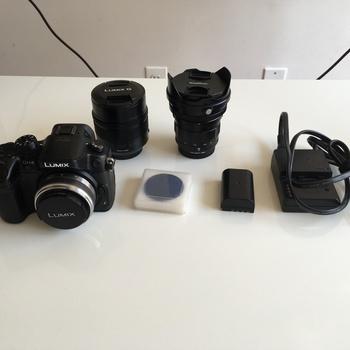 Rent GH4 + Lenses