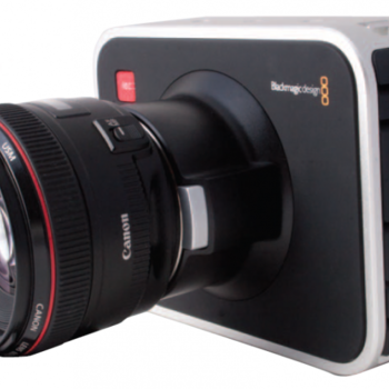 Rent Blackmagic Cinema Camera  2.5K EF mount