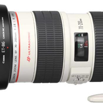 Rent Canon 70-200 f28L