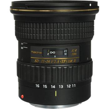 Rent Tokina 11-16 f2.8 wide lens EF