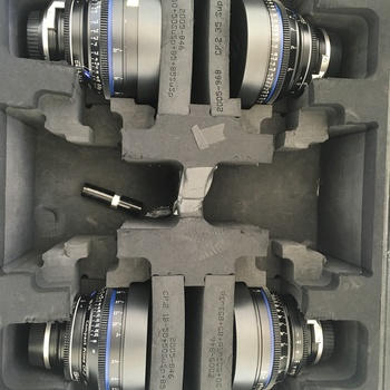 Rent Zeiss Prime CP.2 Super Speeds